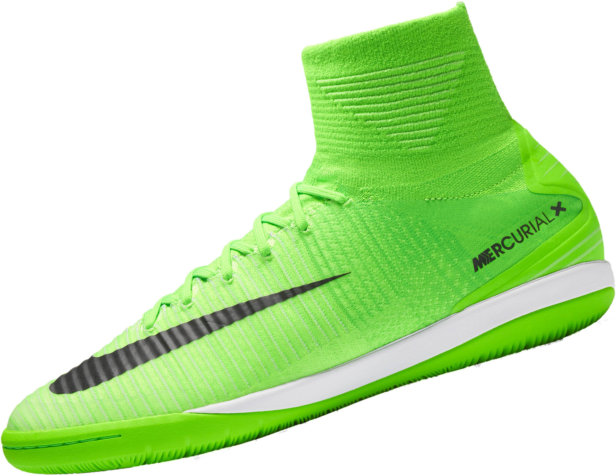 3ec3a8e2fc3 Nike MercurialX Proximo II IC – Electric Green Black