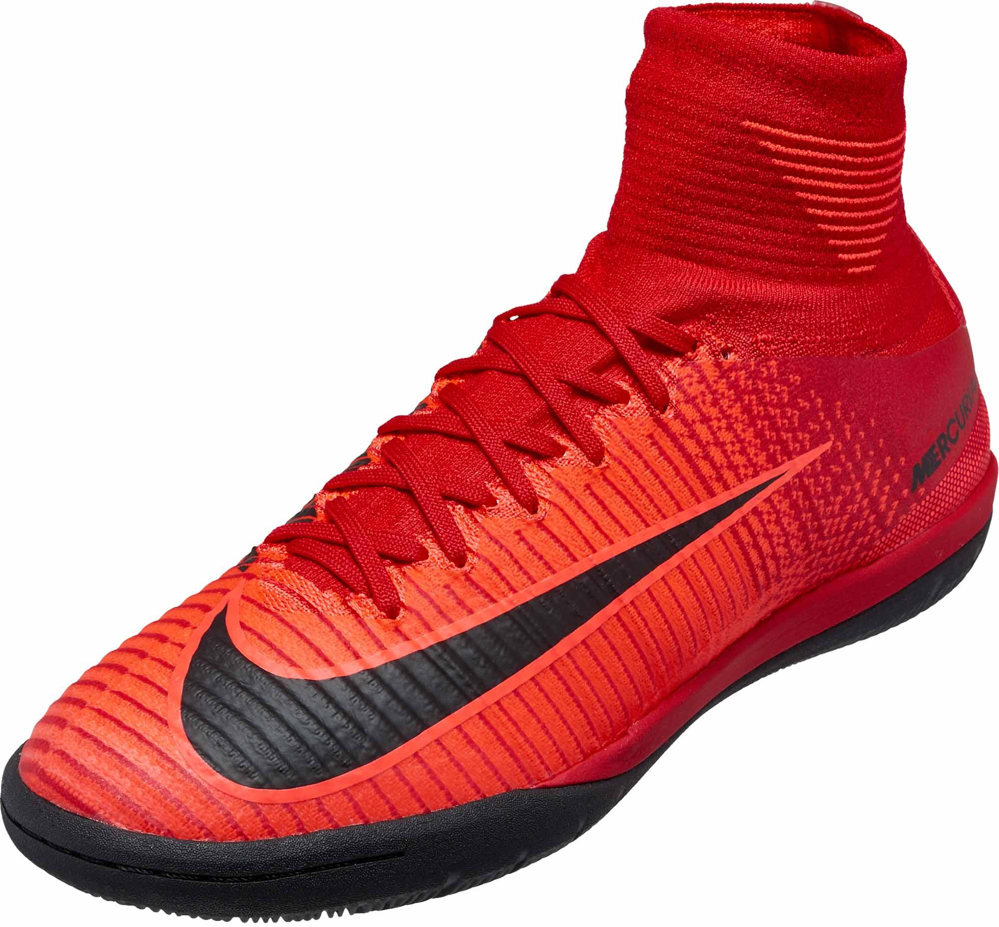 huge selection of 69c8b 63c4d Nike MercurialX Proximo II IC – University Red Black
