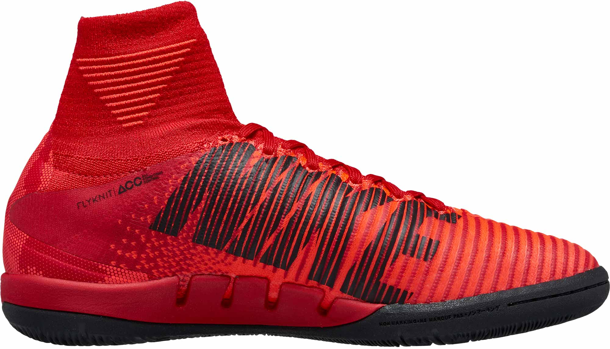 Nike MercurialX Proximo II IC – University Red/Black