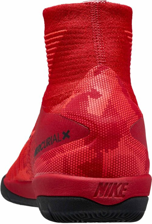 Nike MercurialX Proximo II IC – University Red/Black