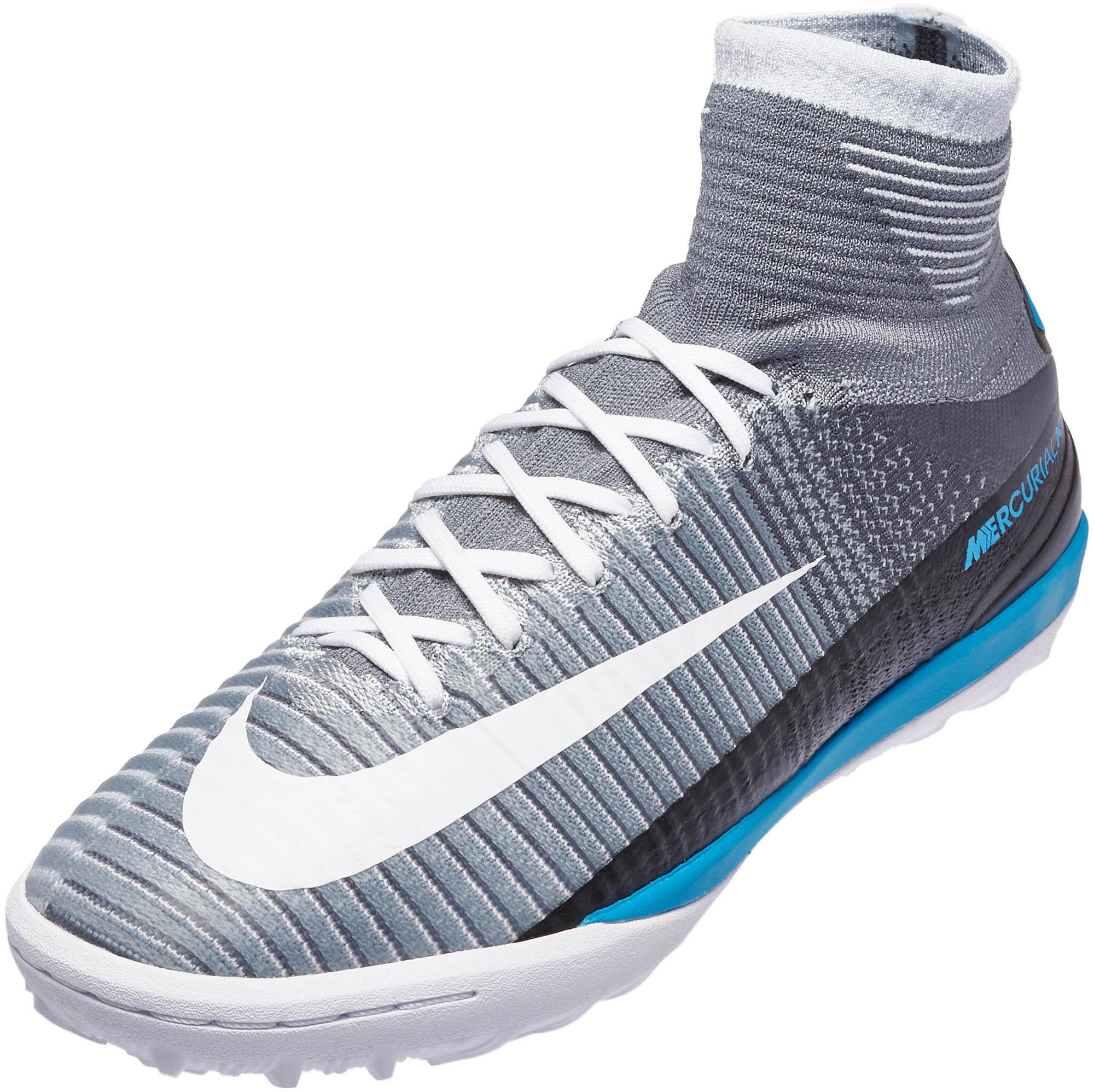 half off 9b8ad 68434 Nike MercurialX Proximo II TF – Wolf Grey Pure Platinum