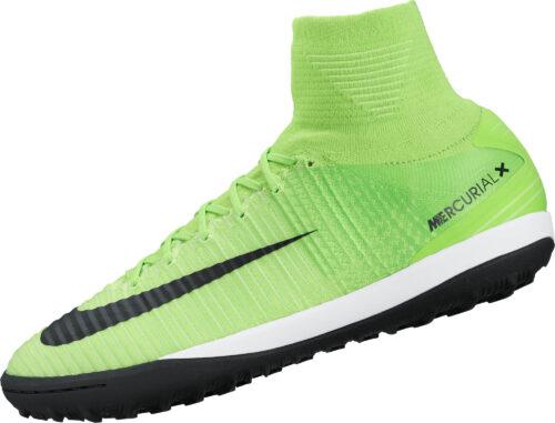 Nike MercurialX Proximo II TF – Electric Green/Hyper Orange