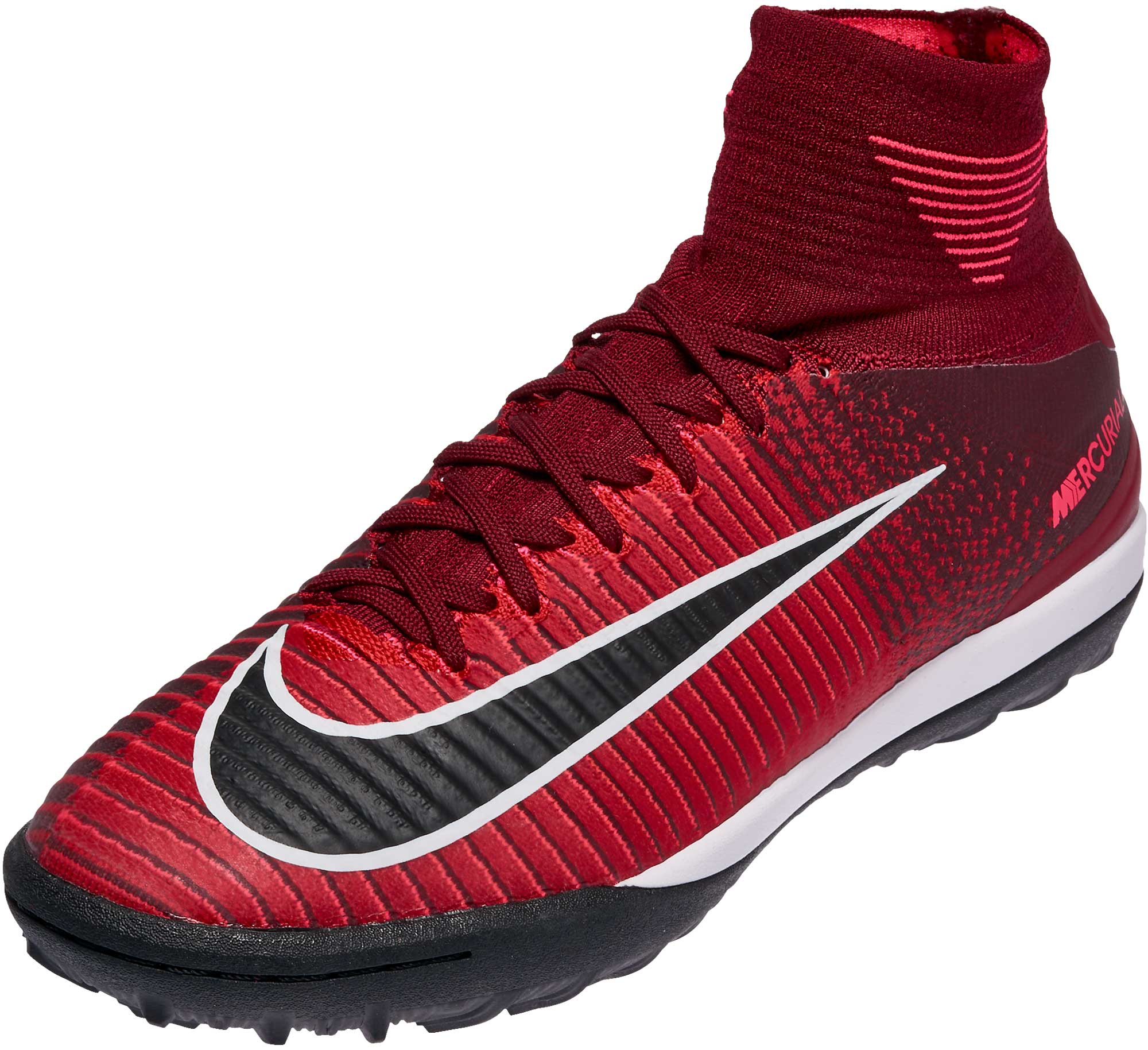 Nike MercurialX Proximo II TF- Red Mercurial Turf Shoes e9d51ed7d