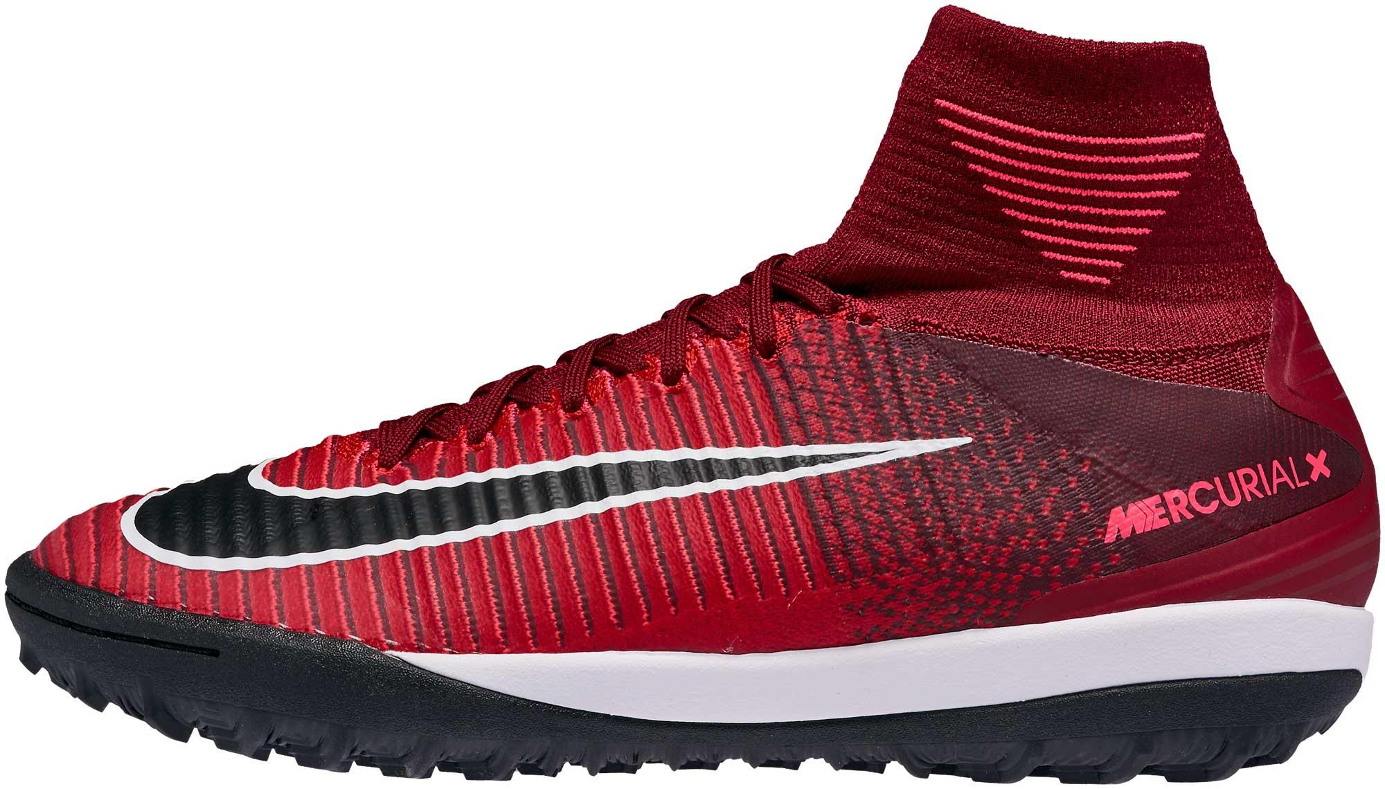 Nike MercurialX Proximo II TF- Red
