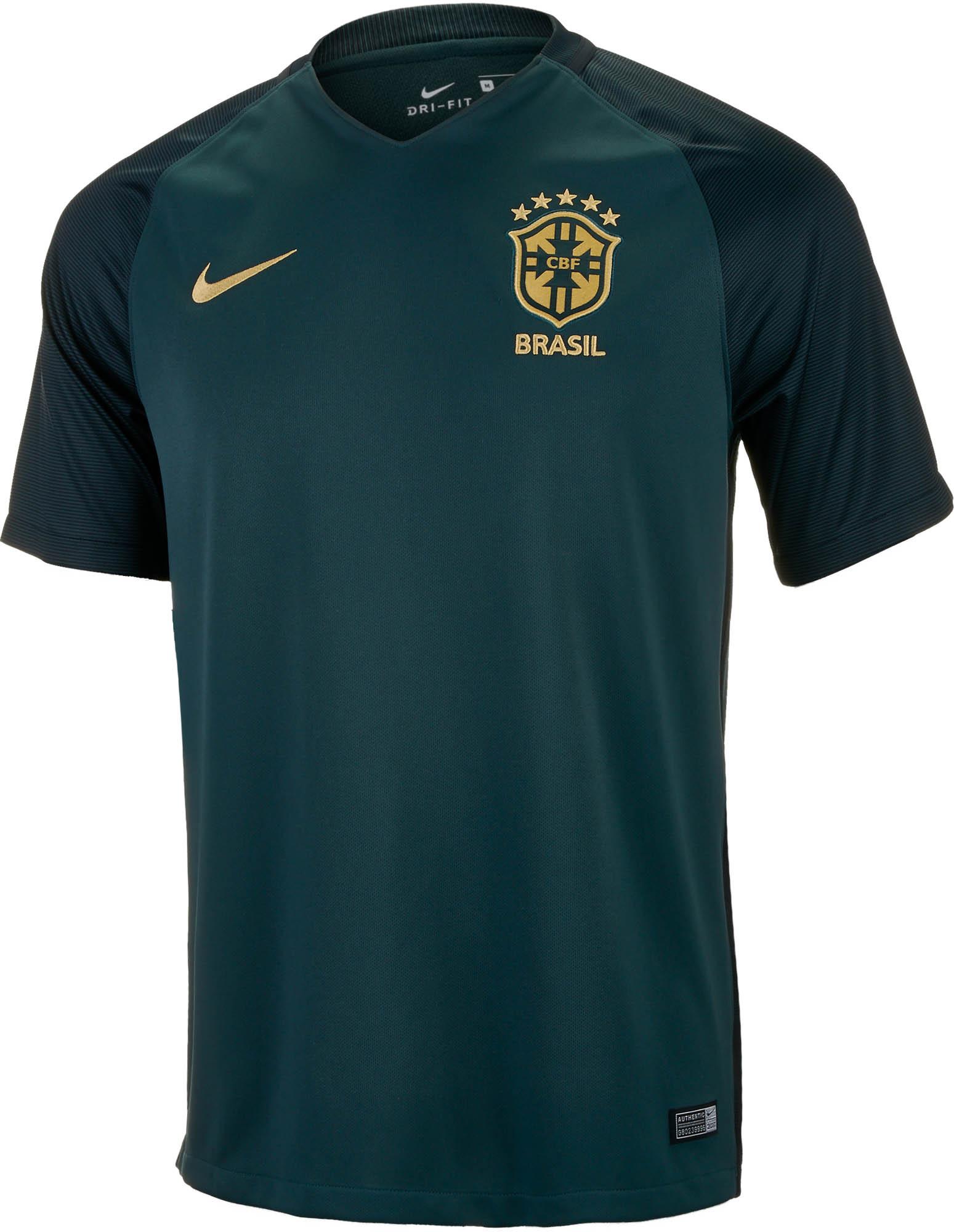 368439aab Nike Brazil 3rd Jersey - 2017 Brazil Soccer Jerseys