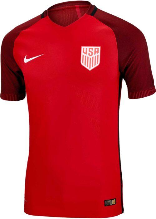 Nike USA Vapor Match 3rd Jersey 2016-17