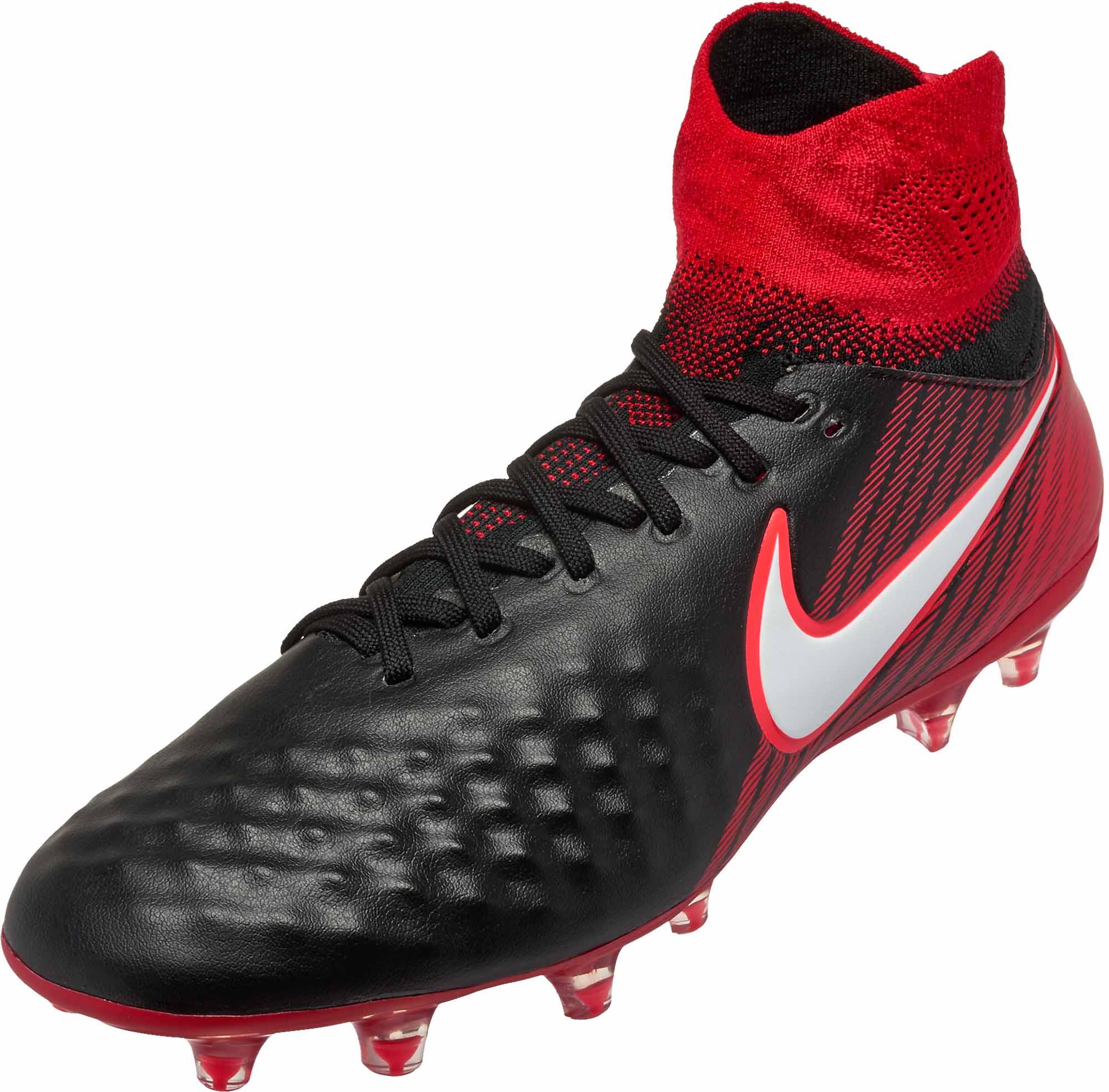 Nike Magista Orden II FG - Black \u0026 White
