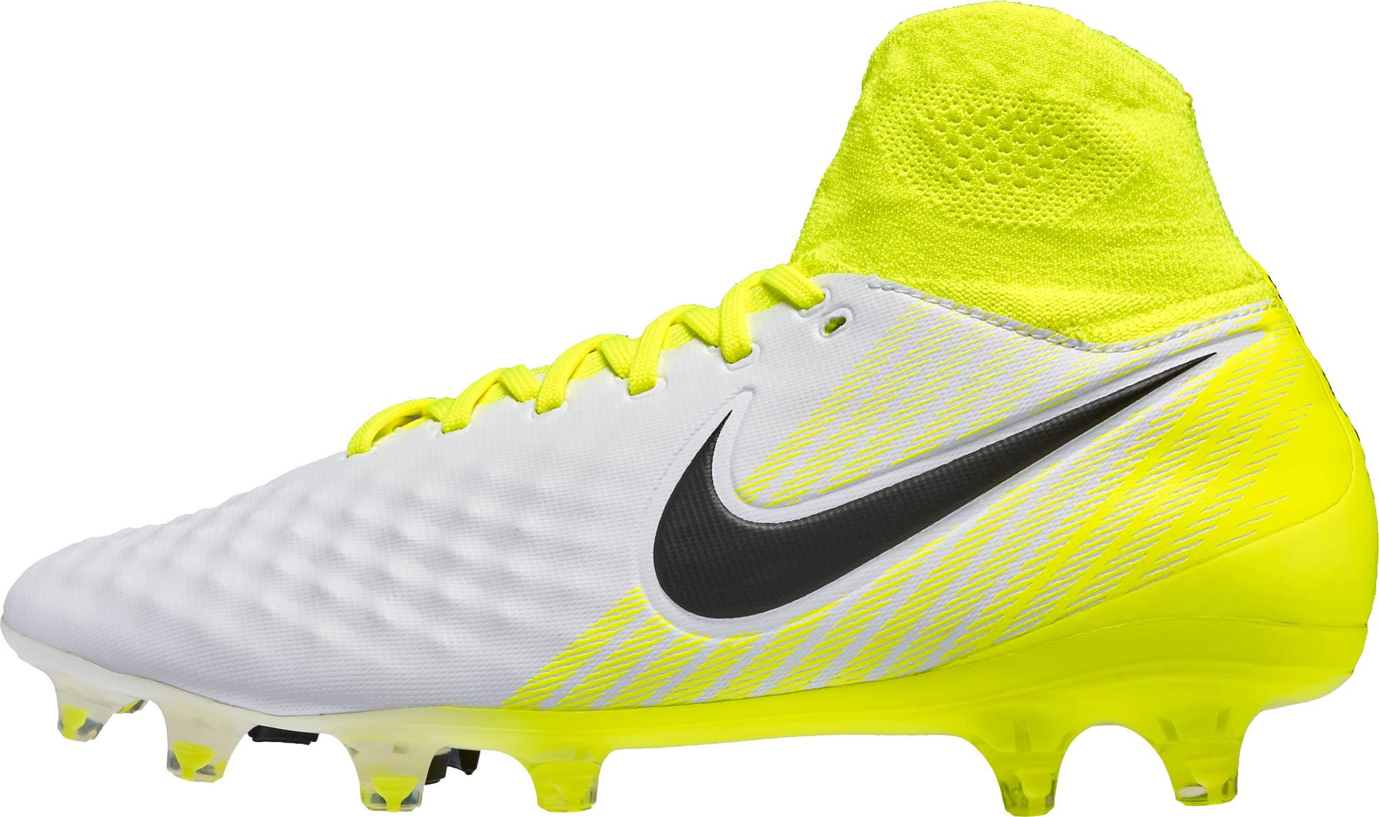 Nike Magista Orden II - White Magista Soccer Cleats