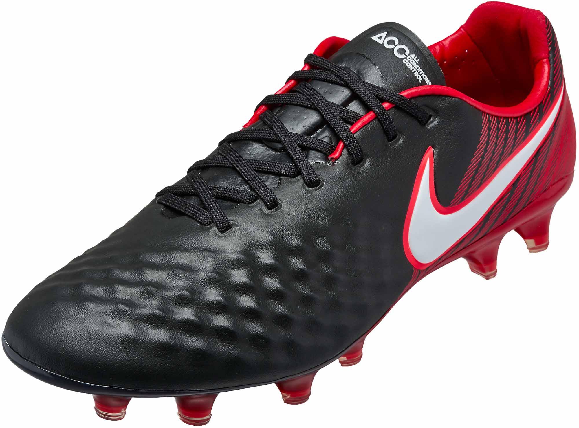 Nike Magista Opus II FG - Black & White