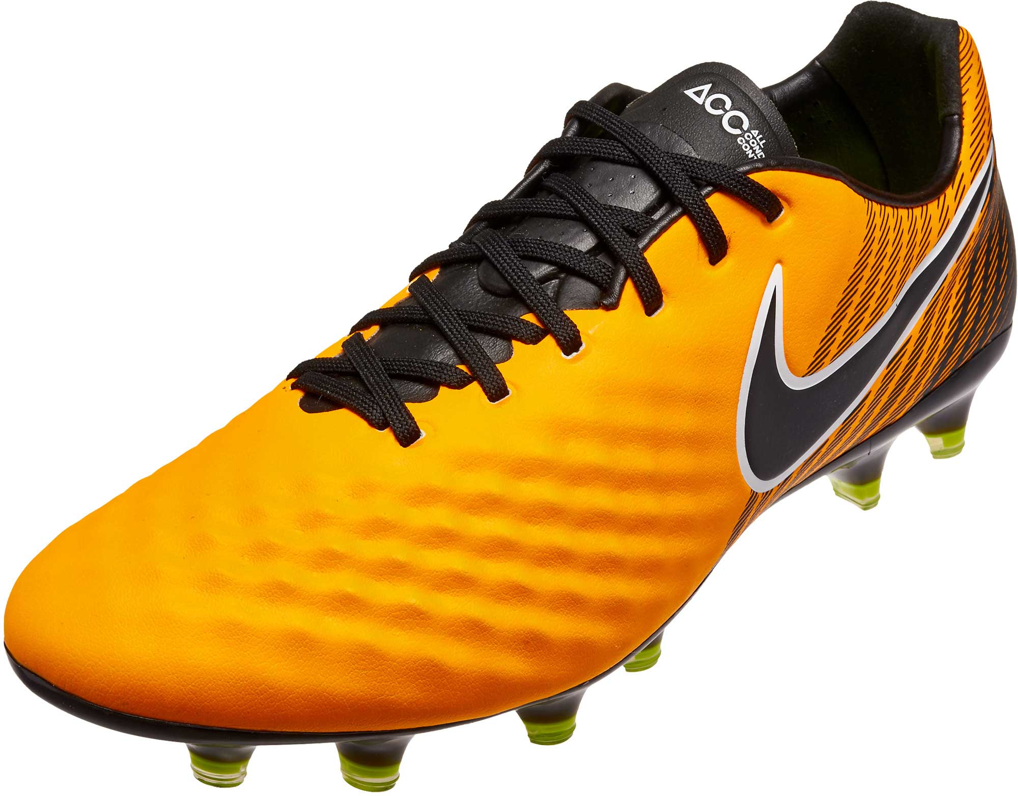 62c63bca6d0 Nike Magista Opus II FG – Laser Orange/Black