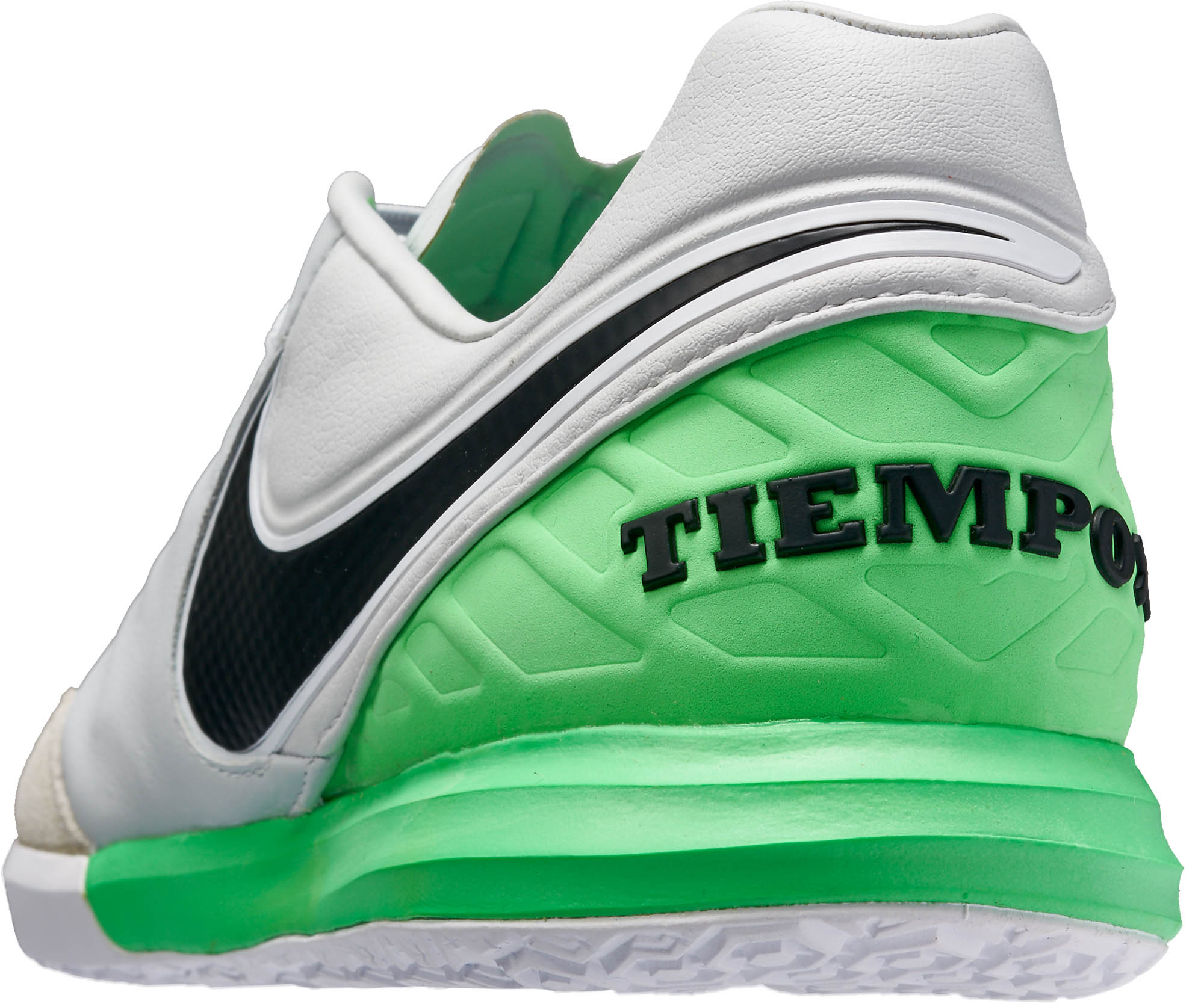 93907059310 Nike TiempoX Proximo IC - Silver SCCRX Indoor Shoes
