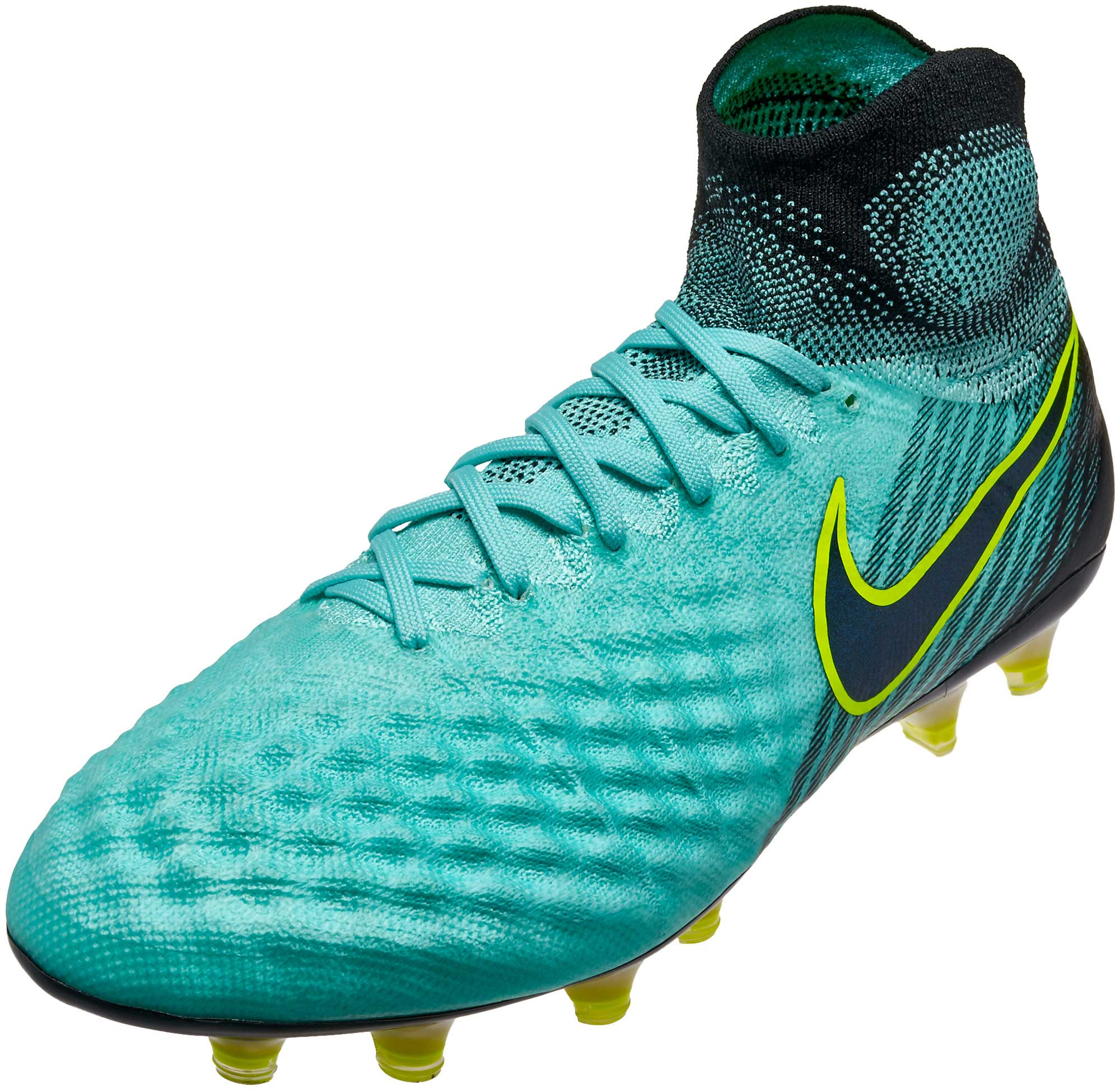 new arrival c9d5f 83c7f Nike Womens Magista Obra II FG – Light AquaBlack