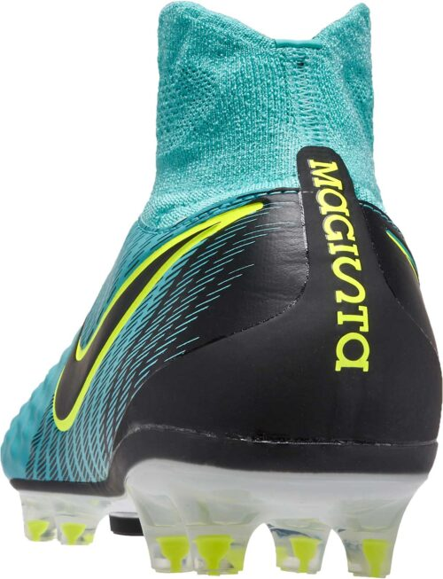 Nike Womens Magista Orden II FG – Light Aqua/Black