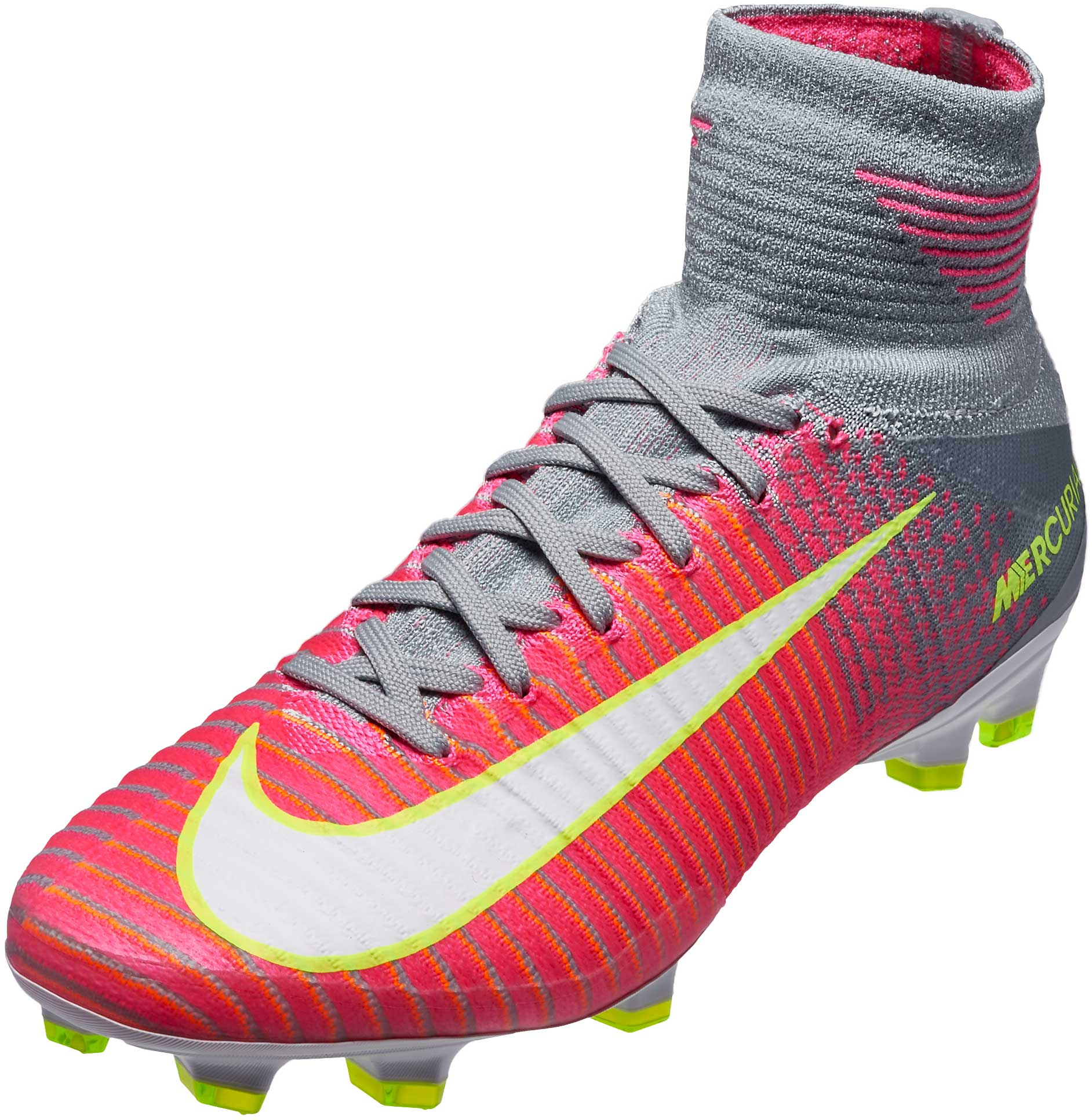 d4abe0e446fd Nike Womens Mercurial Superfly V FG – Hyper Pink/White
