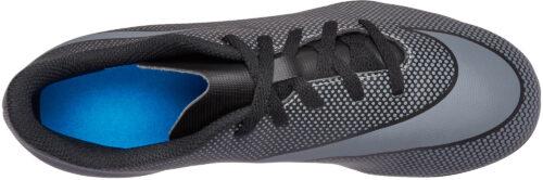Nike Kids Bravata II FG – Black/Photo Blue