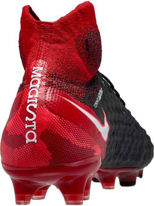 Nike Magista Obra II FG – Black/Red