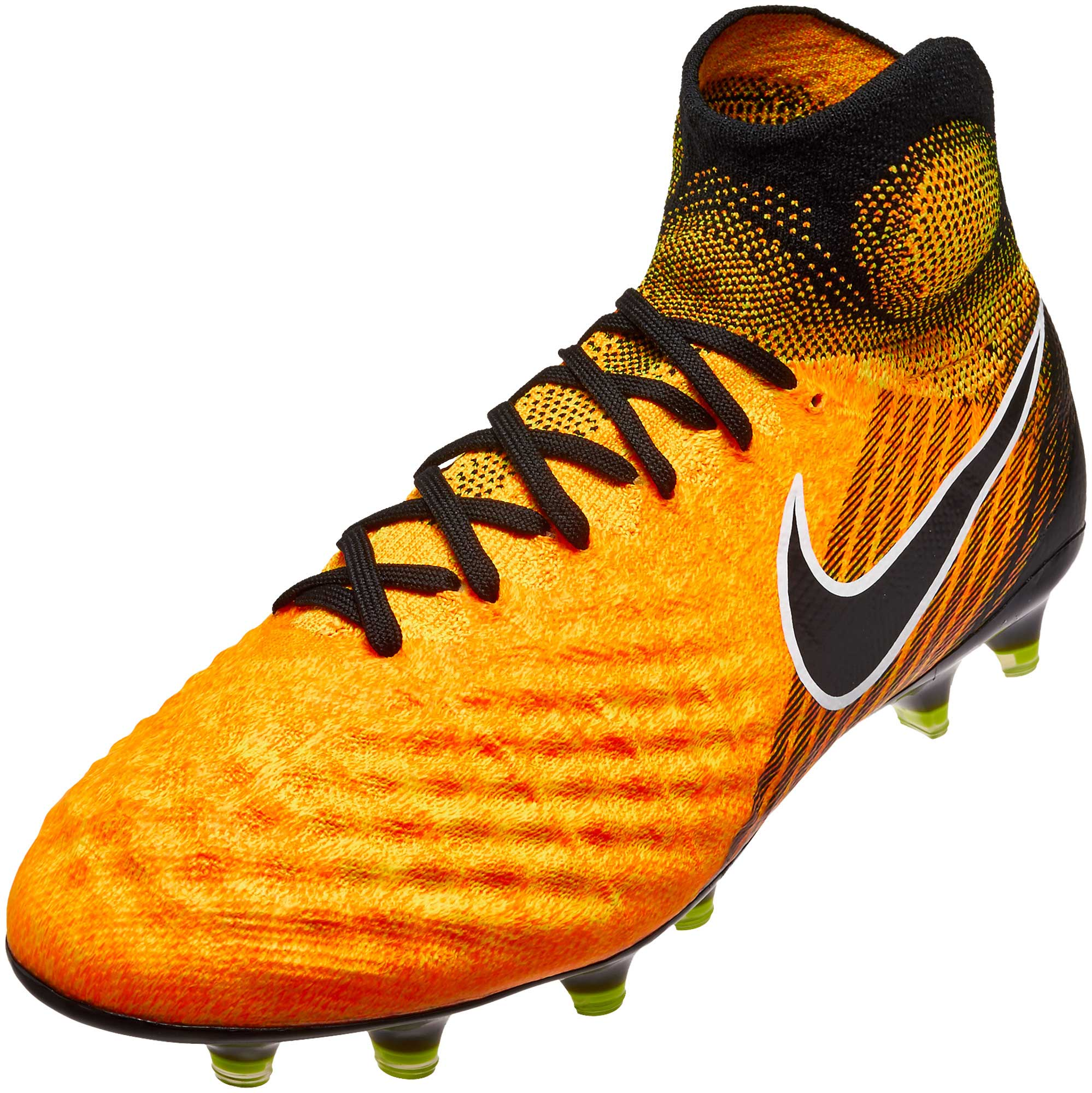 nike magista obra ii soccer cleats orange obra cleats. Black Bedroom Furniture Sets. Home Design Ideas