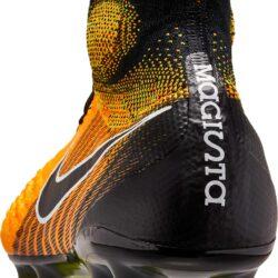 best website 0d6ee bebc8 Nike Magista Obra II FG – Laser Orange Black