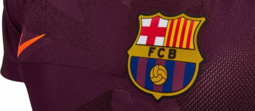 Nike Barcelona 3rd Match Jersey 2017-18 NS
