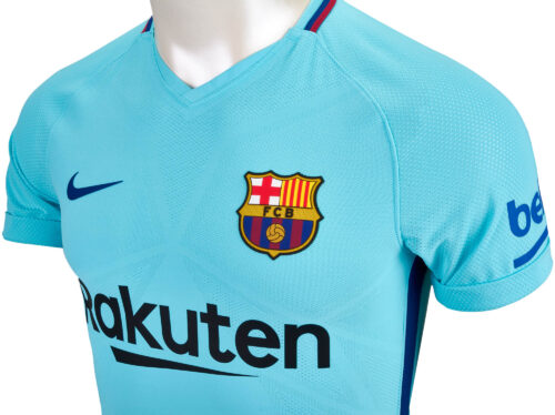 Nike Barcelona Away Match Jersey 2017-18 NS