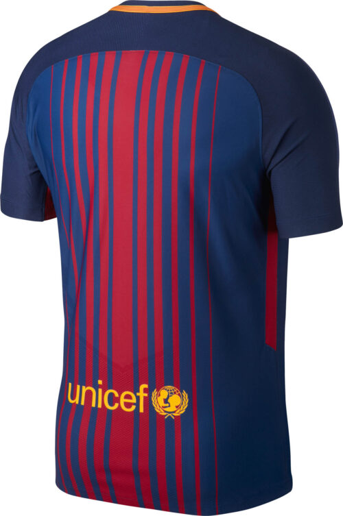 Nike Barcelona Match Home Jersey 2017-18 NS