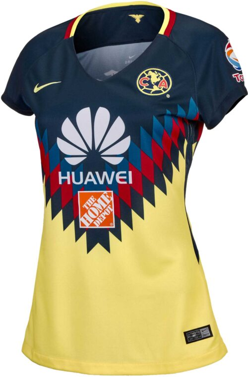 Nike Womens Club America Home Jersey 2017-18
