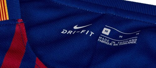 Nike Barcelona Home L/S Jersey 2017-18 NS