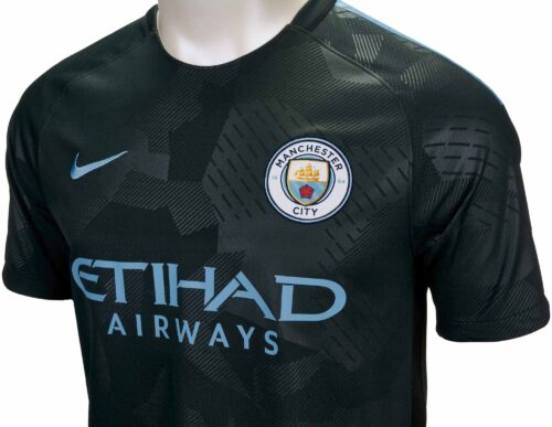 Nike Manchester City 3rd Jersey 2017-18