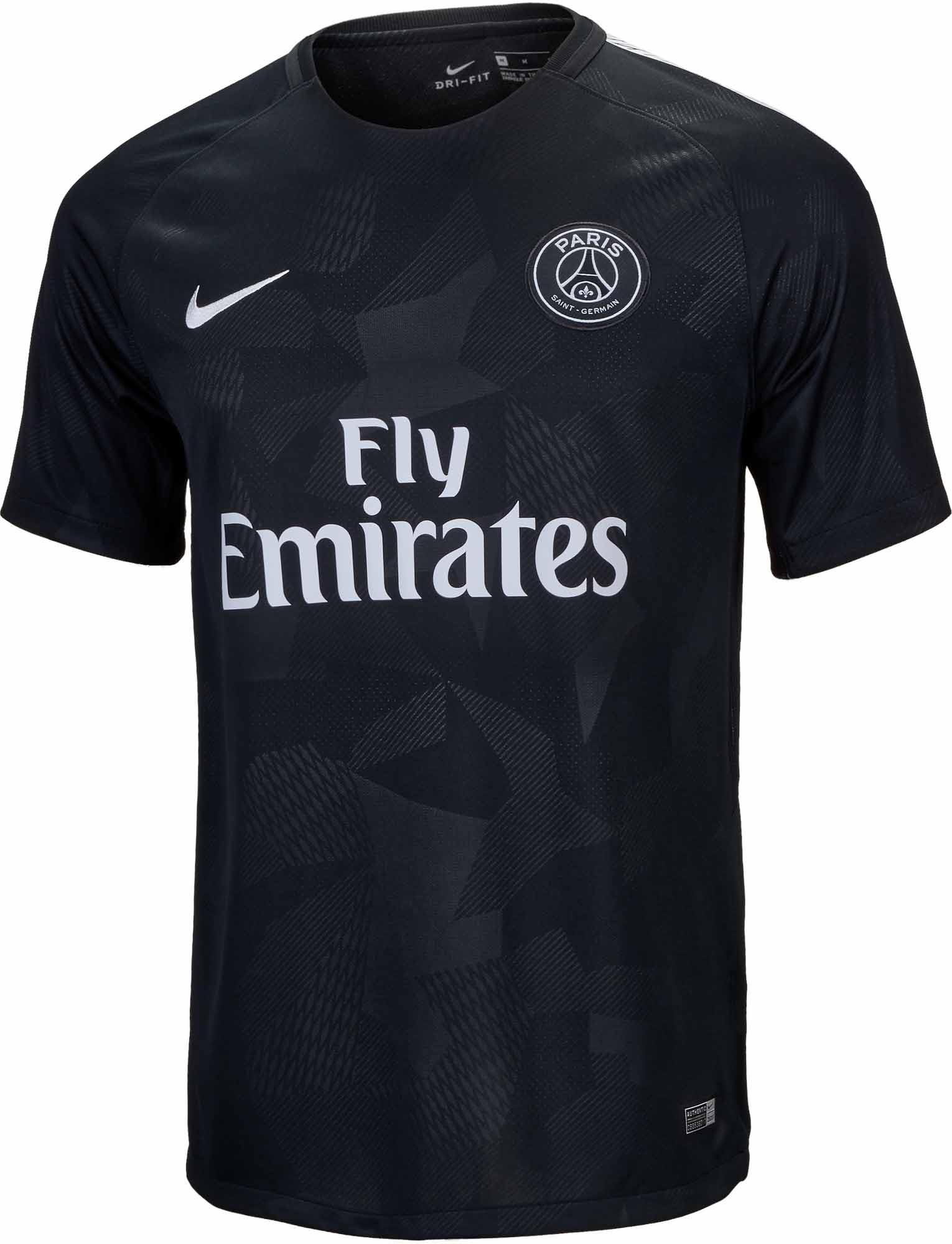 b5b30550b Nike Paris Saint-Germain 3rd Jersey - 17/18 PSG Jerseys