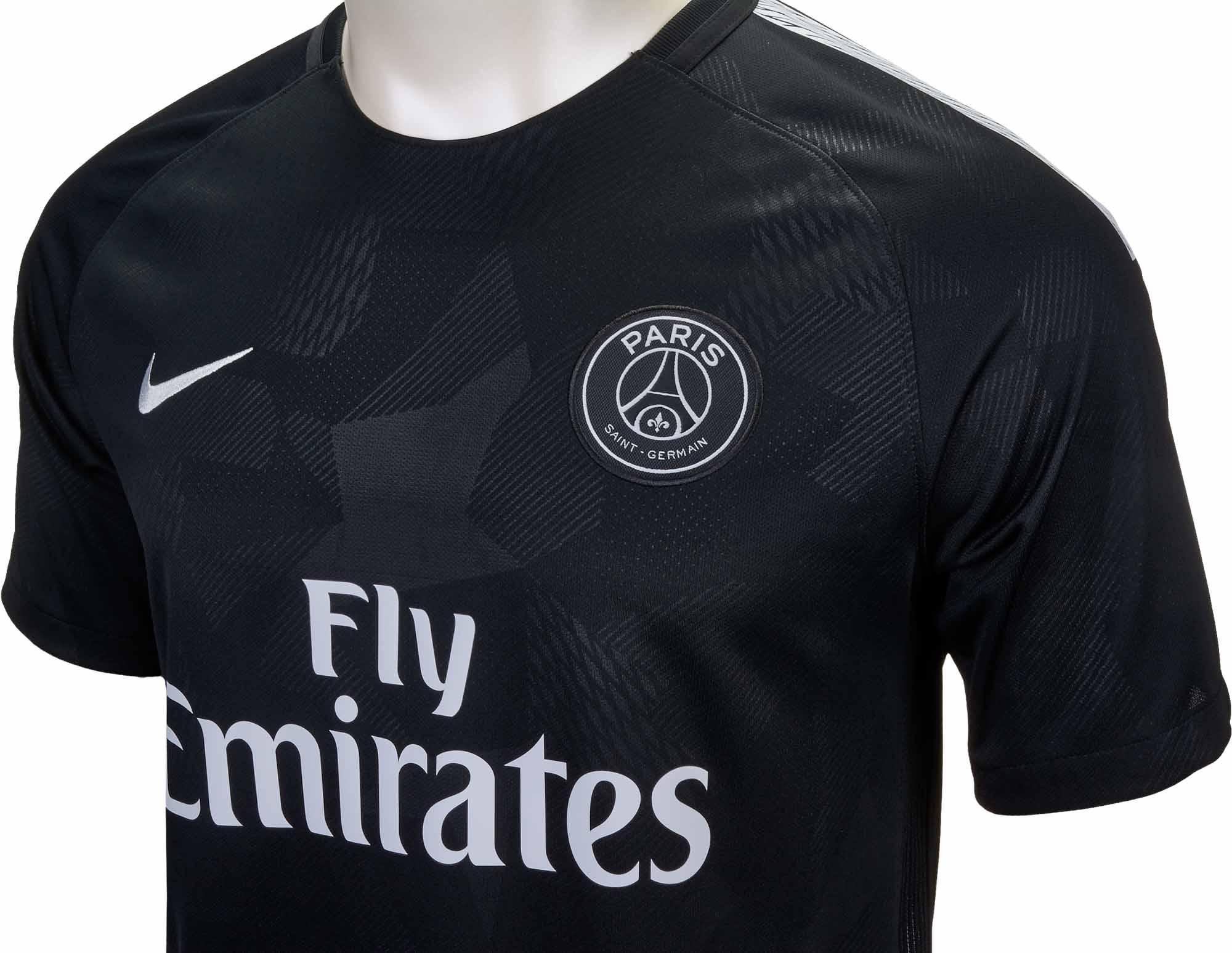 the best attitude ed4dc 8b232 Nike Paris Saint-Germain 3rd Jersey - 17/18 PSG Jerseys