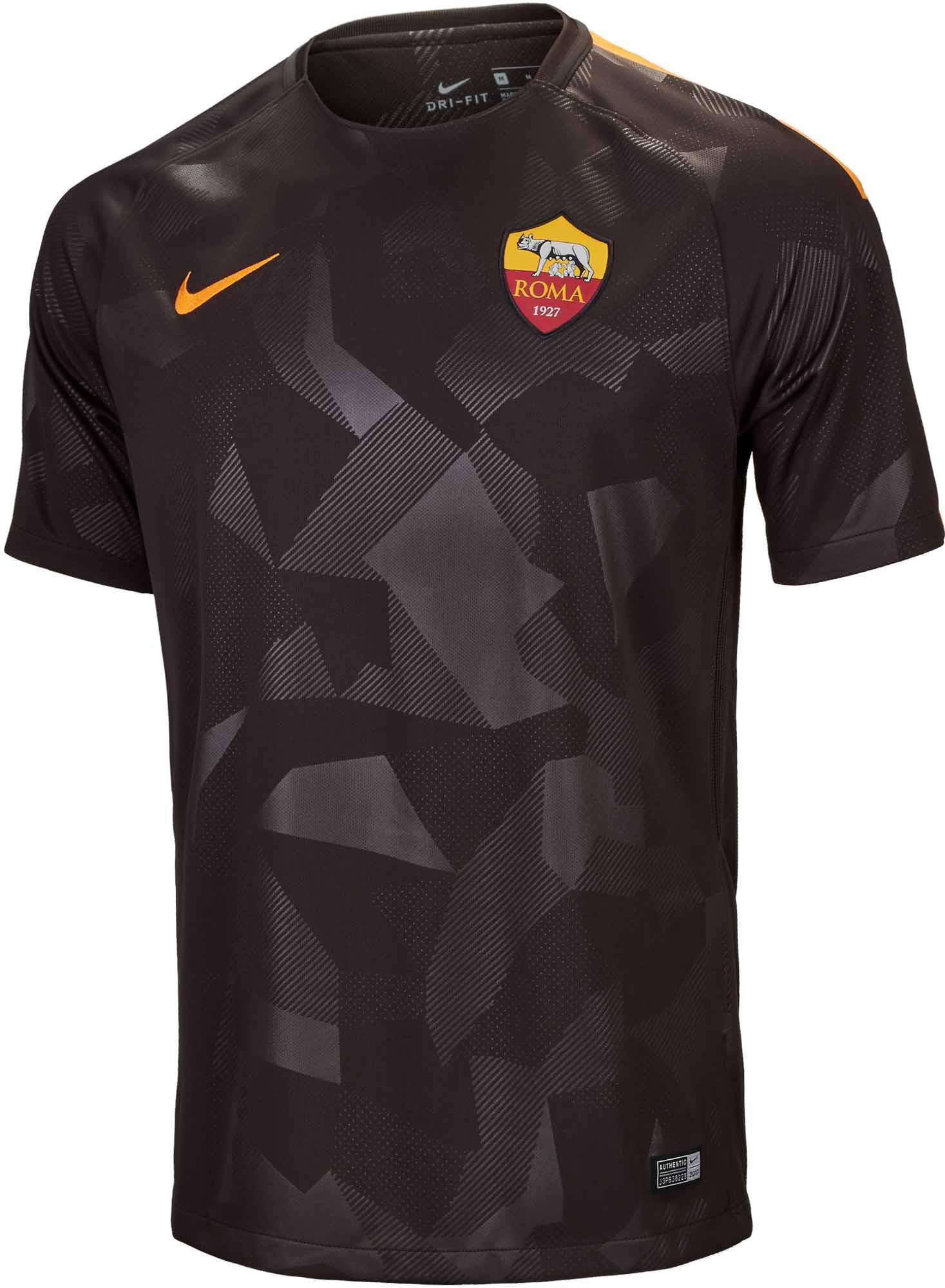Nike As Roma 3rd Jersey 2017 18