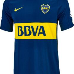 buy popular 36da9 e39e5 Nike Boca Juniors Home Jersey 17/18 - Boca Juniors Gear