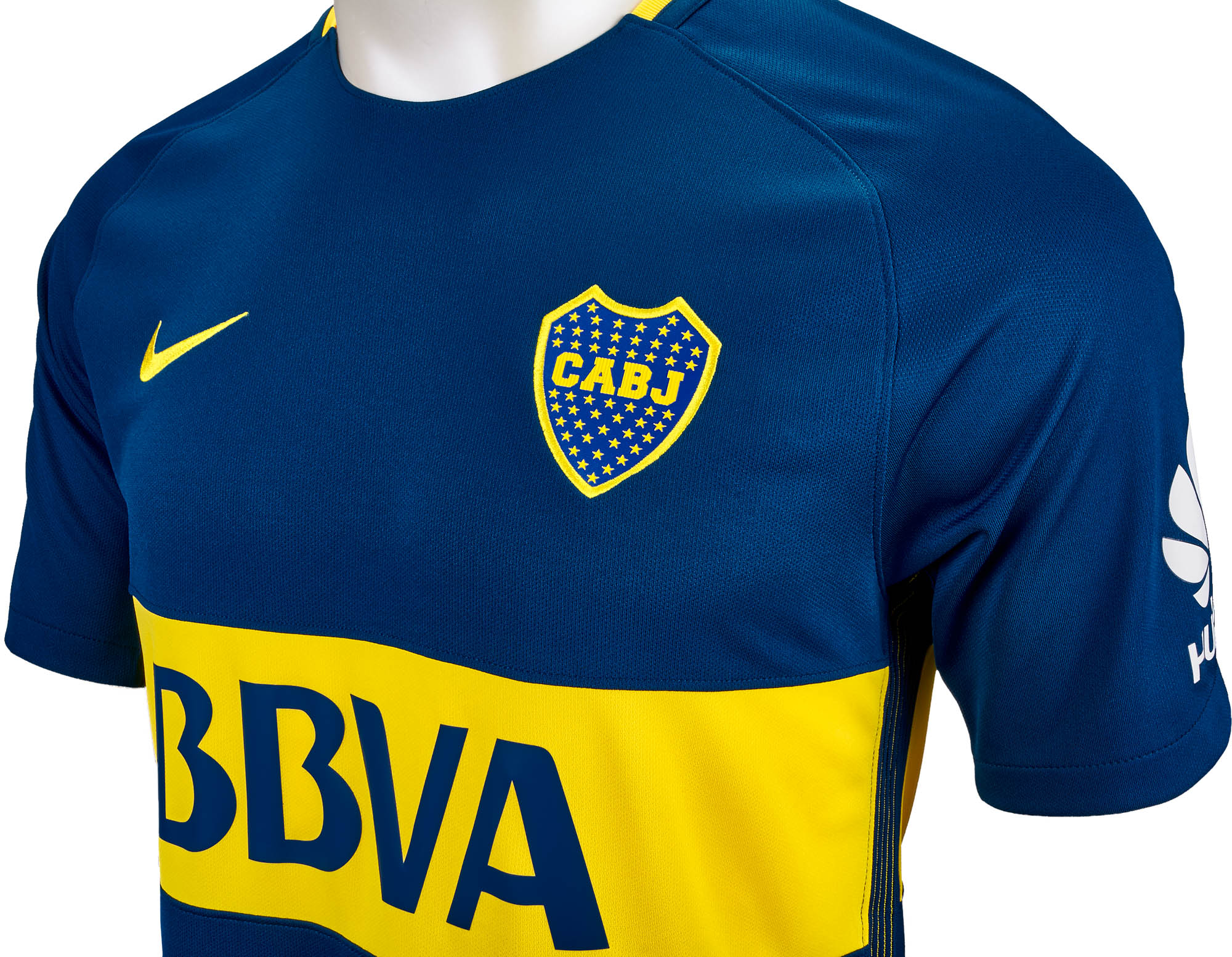buy popular 2b390 cee1c Nike Boca Juniors Home Jersey 17/18 - Boca Juniors Gear