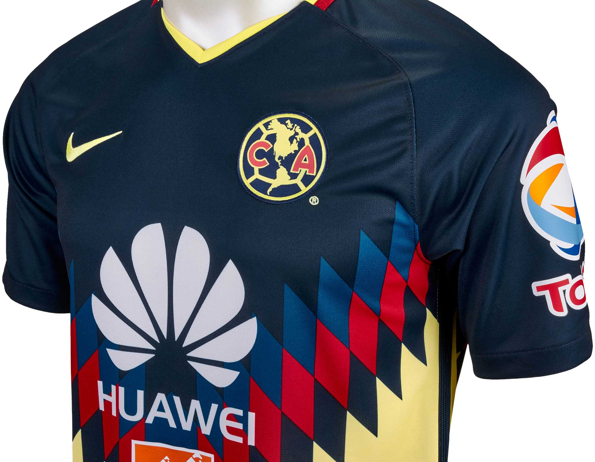 new style 16174 0b44f Nike Club America Home Jersey 2017-18