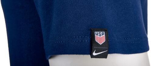 Nike USA Tee – Binary Blue