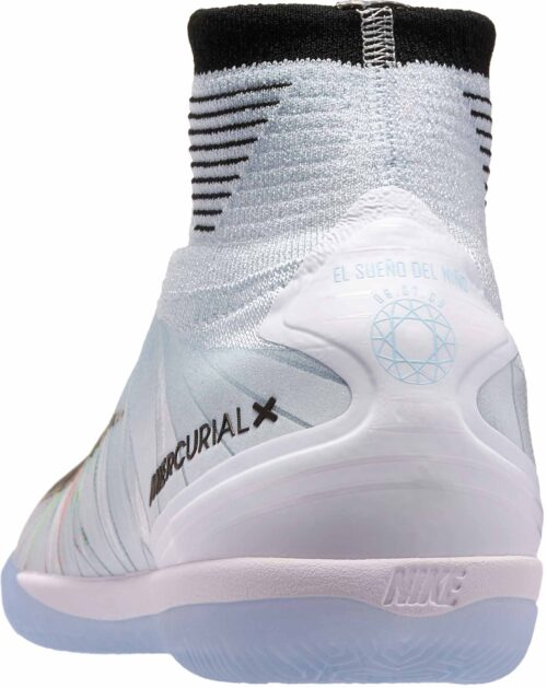 Nike Kids MercurialX Proximo II IC – CR7 – Blue Tint/Black