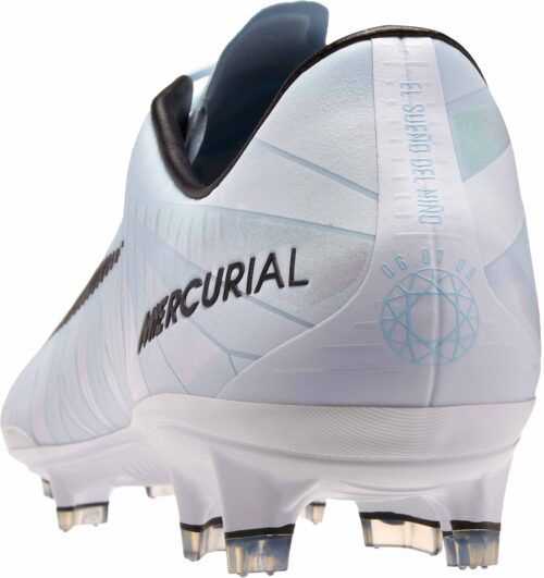 Nike Mercurial Vapor XI FG – CR7 – Blue Tint/Black