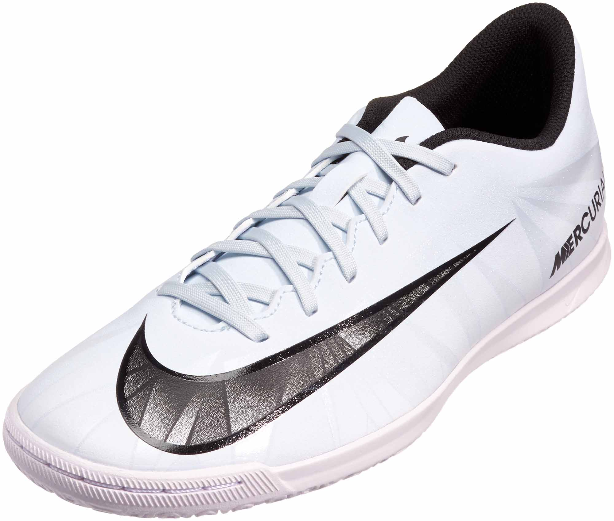 online store c4fc3 3b8b7 Nike MercurialX Vortex III IC – CR7 – Blue TintBlack