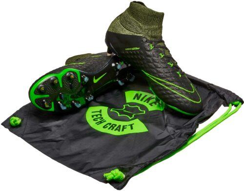 Nike Hypervenom Phantom DF III FG – Tech Craft – Black/Sequoia