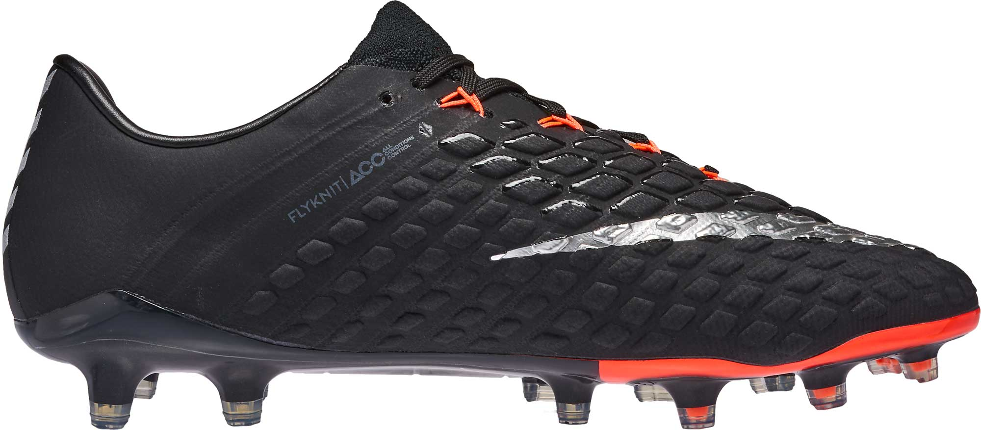 0148f500c Nike Hypervenom Phantom III FG - Black Phantom Cleats