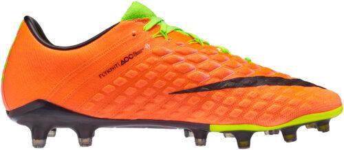 Nike Hypervenom Phantom III FG – Electric Green/Hyper Orange