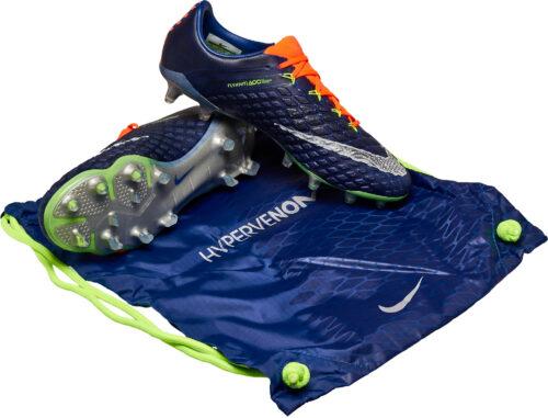 Nike Hypervenom Phantom III FG – Deep Royal/Chrome