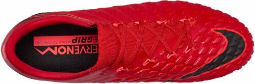Nike Hypervenom Phantom III FG – University Red/Black