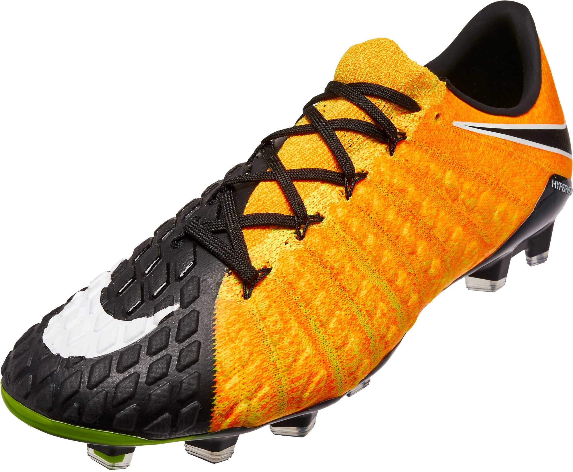 480cc74968e2 Nike Hypervenom Phantom III FG – Laser Orange Black