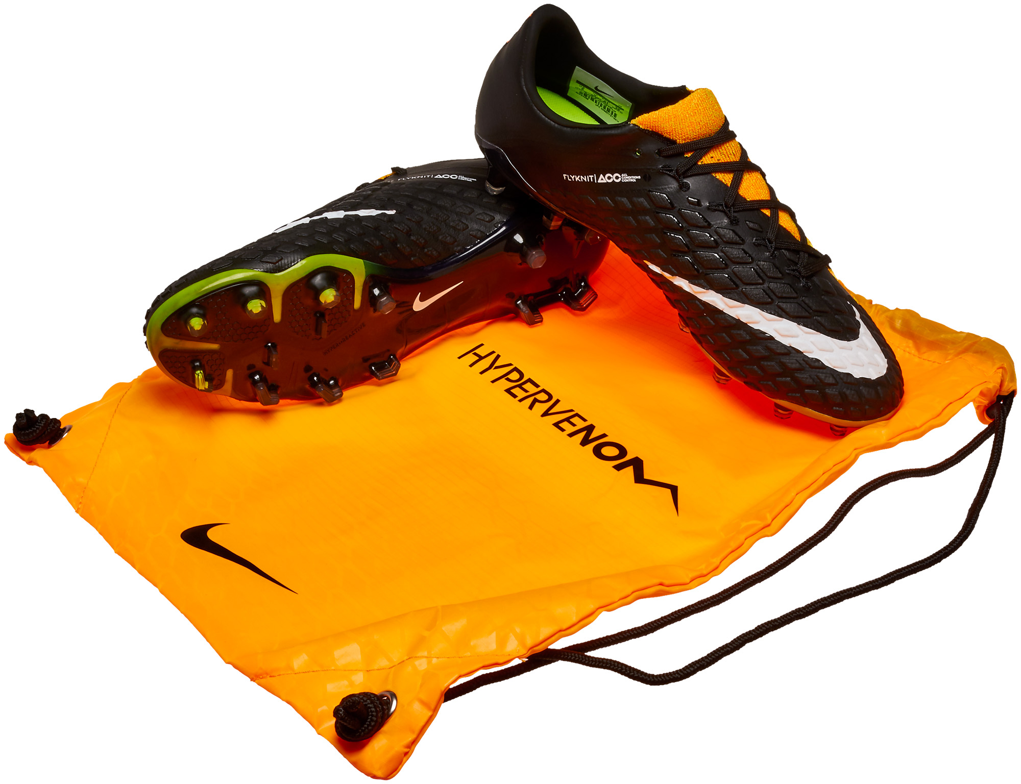 Nike Hypervenom Phantom III FG – Laser Orange Black b3b6455df7f8
