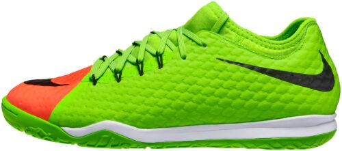 Nike HypervenomX Finale II IC – Electric Green/Hyper Orange