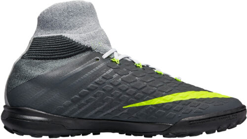 Nike HypervenomX Proximo II TF – Black/Dark Grey