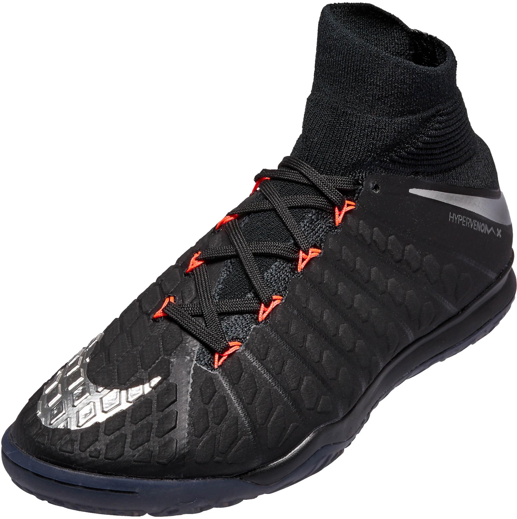 release date: a948f 2715b Nike HypervenomX Proximo II IC – Black/Anthracite