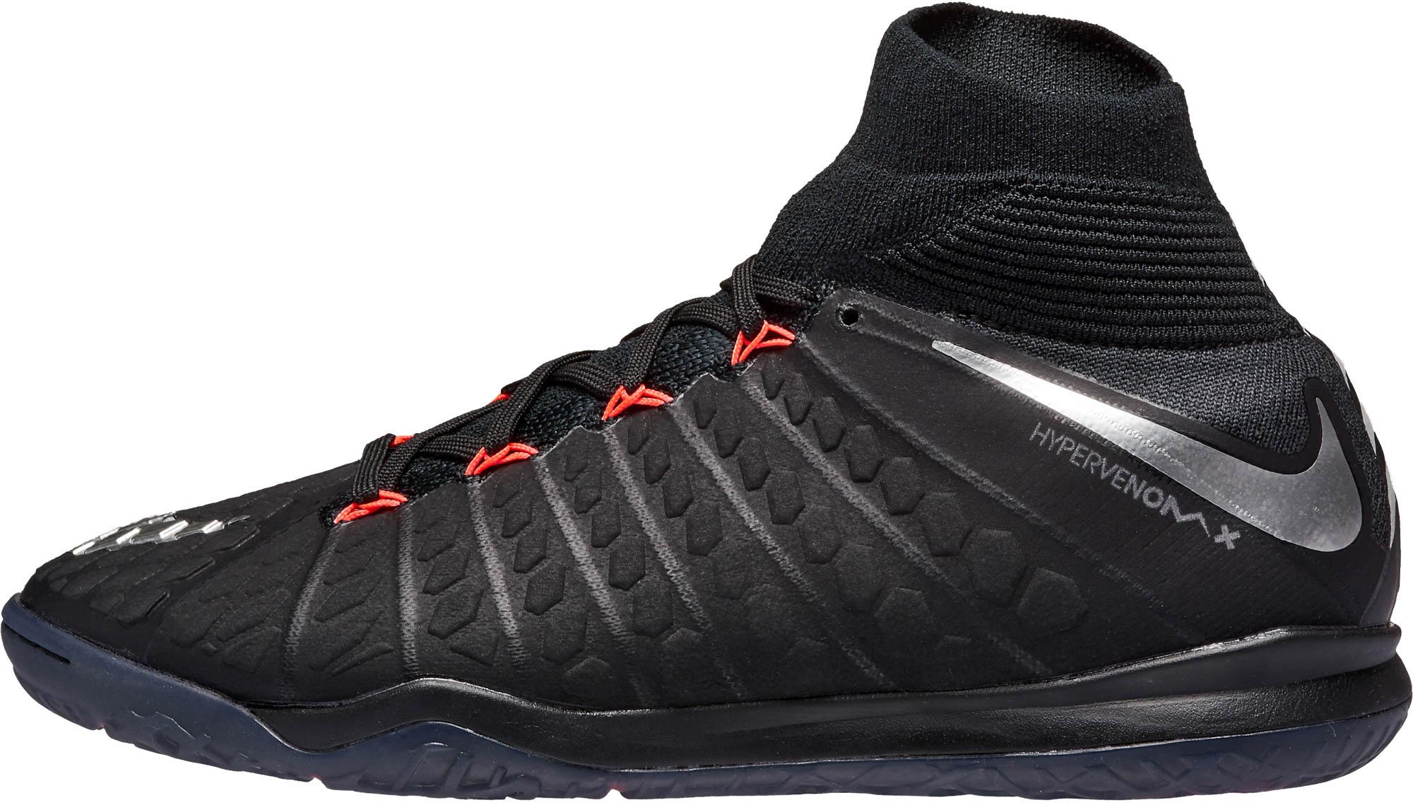 70ee109dd6de02 Nike HypervenomX Proximo II IC - Black Proximo IIs