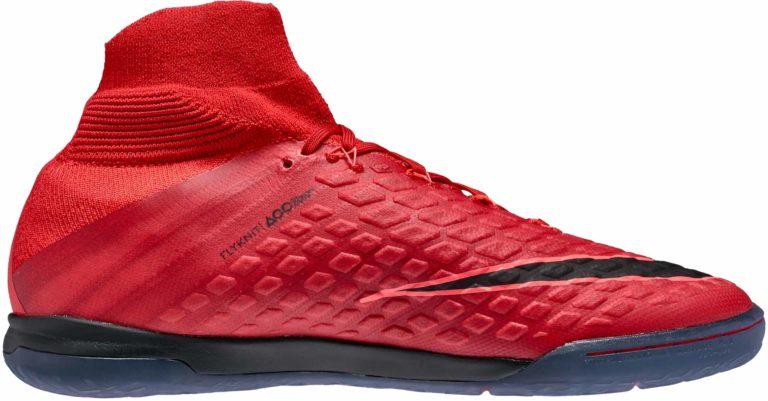 Nike HypervenomX Proximo II DF IC – University Red/Black